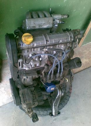 Двигатель f3r renault по запчастях