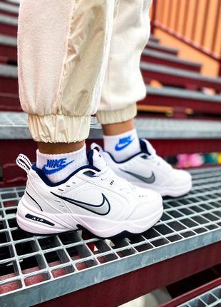 """Кроссовки Nike Air Monarch IV """"Silver/White"""""""