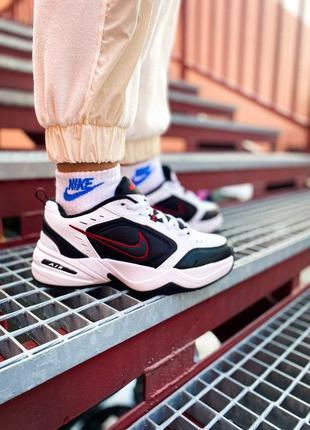 "Кроссовки Nike Air Monarch IV ""Black/White"""