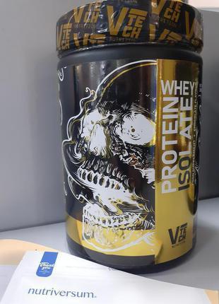 Сывороточный протеин Изолят V-Tech - Банка 1 кг. (шоколад)