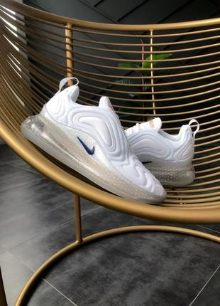 "Крутые женские кроссовки nike air max 720 ""white trainer"""