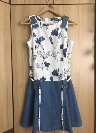 Воздушное платье, сарафан.