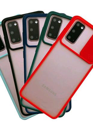 Чехол CamShield Samsung A11  M11  с Защитой Камеры .