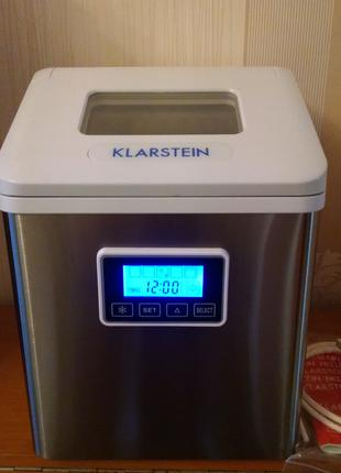Продам Льодогенератор Klarstein 10033774. Состояние нового
