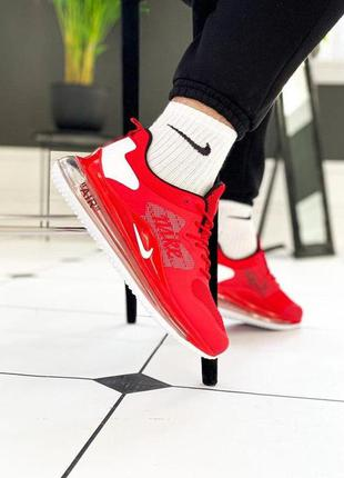 Кроссовки  nike air max 720 2020 red