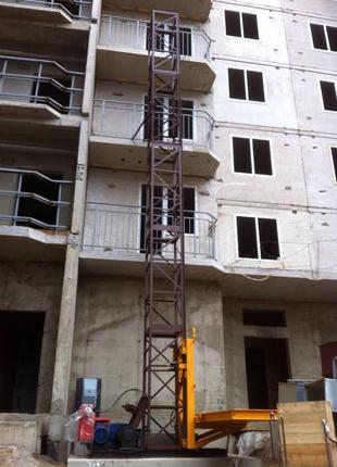 Грузовые подъемники и лифты собственного производства