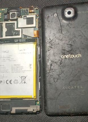 Alcatel One Touch OT-6033X Idol Ultra разборка