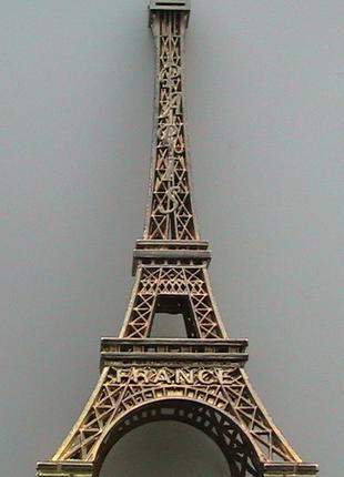 Эйфелева башня, Бронза, Высота = 14 см., Основание = 5,8 см.