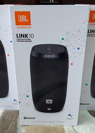 Портативная колонка JBL Link 10! Bluetooth/Акустика/Charge/Fli...