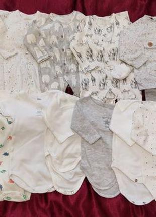 Вещи для малыша новорожденных мальчика девочки младенца одежда...