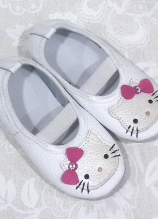 Чешки кожаные Helo Kitty