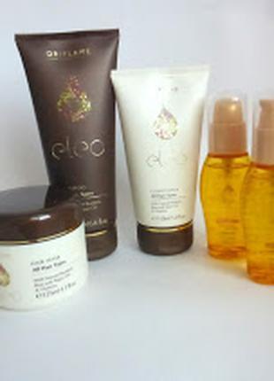 Eleo для волос oriflame орифлейм масло шампунь кондиционер маска