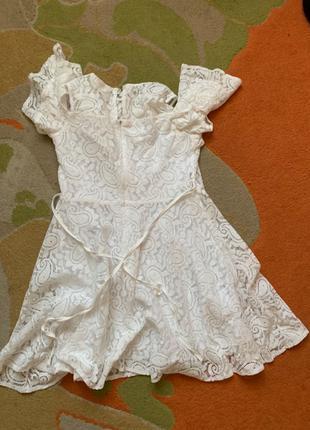 Платье на девочку, 11-12 лет.