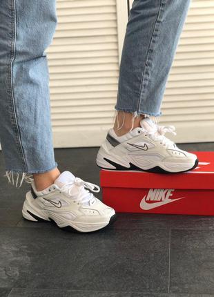 Кроссовки Nike M2K TEKNO White\Grey