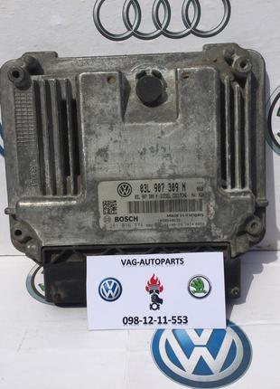 03L907309N Блок Управління Passat b7 CC 2.0 TDI
