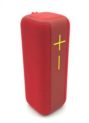 Колонка Bluetooth HOPESTAR P15 Red