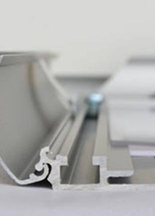 Открывающиеся алюминивая рамка с клик системоф А1 формата в сборе