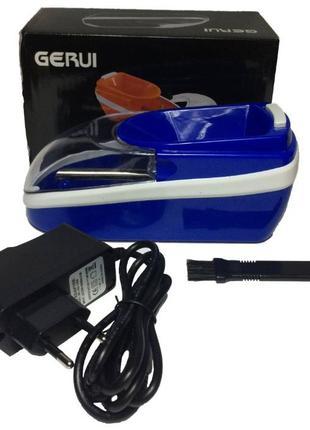 Электрическая машинка для набивки сигарет с Реверсом Gerui 1, ...
