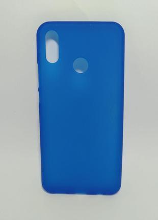 Задня накладка Huawei P Smart Plus Blue