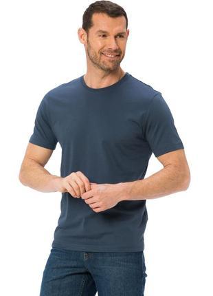 Мужская футболка lc waikiki / лс вайкики цвета индиго