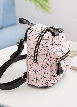 Модный женский маленький рюкзак