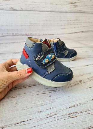 Ботинки для мальчиков tom.m новинка 22-27