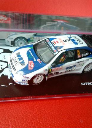 CITROEN XSARA WRC M.Stohl - L.Minor Rally Monte Carlo 2007 1:43 A