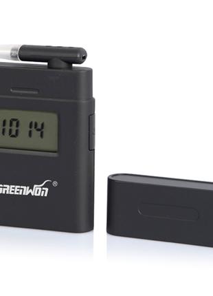 Алкотестер карманный профессиональный цифровой Greenwon AT838  ht