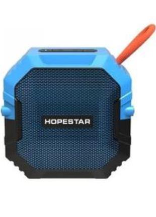Портативная Bluetooth колонка Hopestar T7 IPX6 (Синий)