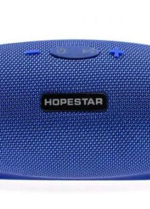Портативная Bluetooth колонка Hopestar H26 mini (Синий)