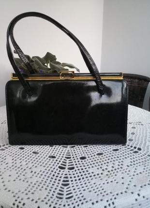 Винтажная сумочка, сумочка в ретро-стиле