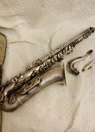 Саксофон Тенор Amati De Luxe