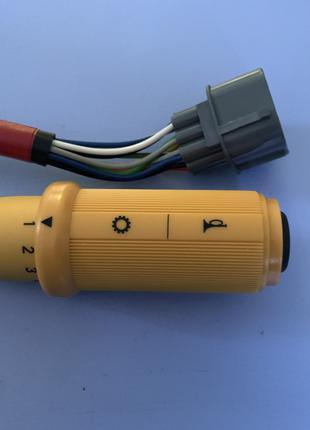701/80145, 701/71900 Ручка переключения передач на JCB 3CX, 4CX