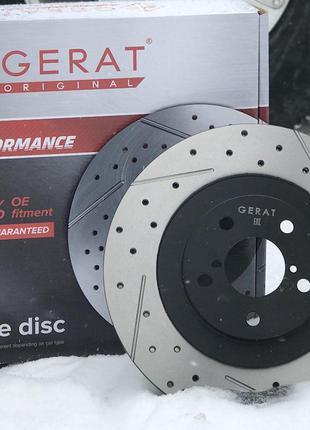 Тормозные диски на Subaru Impreza