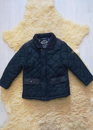 Куртка демисезонная на 12-18 месяцев