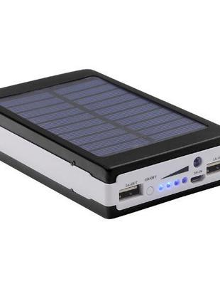 Power Bank powerbank 50000 mAh Solar LED | Повер Банк LED | Порта