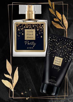 Little black dress party парфюмированная вода