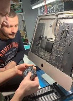 Ремонт Apple MacBook iMac Гарантия Сервисный центр