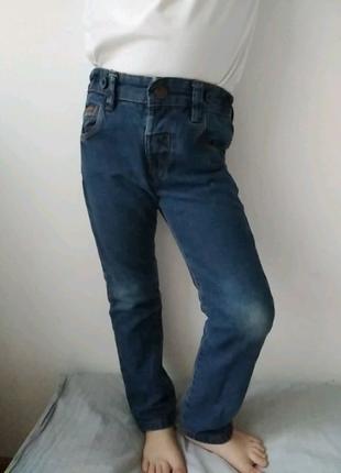 Next джинсы 4-5 лет 110 см мальчику