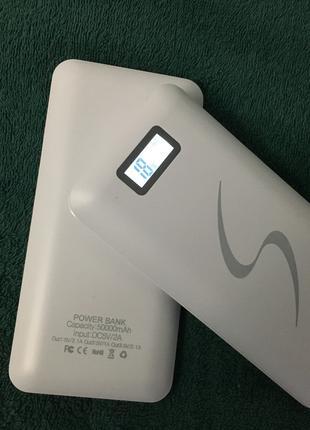 ПоверБанк Smart PowerBank 50000mAh 2 USB с экраном