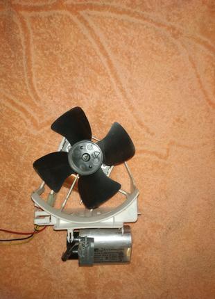 Вентилятор с конденсатором