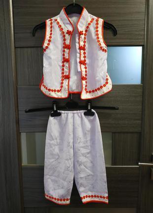 Карнавальный костюм ,2-3 года,92-98 р, национальный костюм