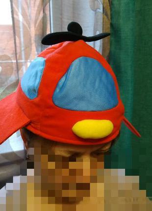 Карнавальный костюм , шапка вертолёт икеа