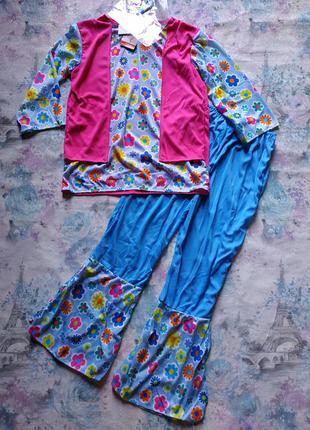 Карнавальный костюм весны,клоун,клоунеса,цветочек,цветок