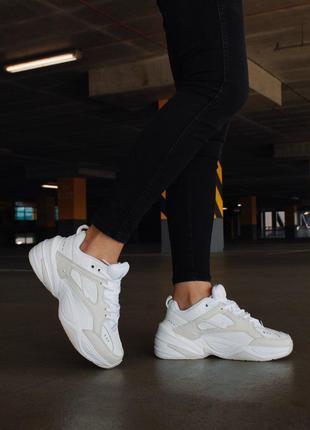 Кроссовки Nike M2K Tekno Phantom Summit White