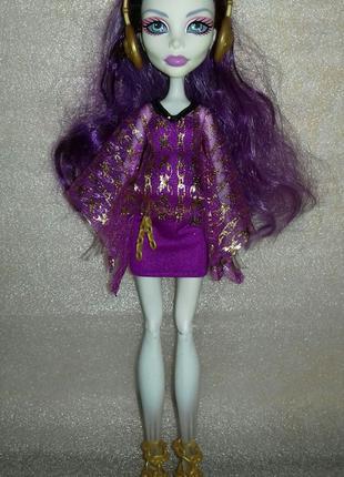 Кукла Монстер Хай Спектра Monster High
