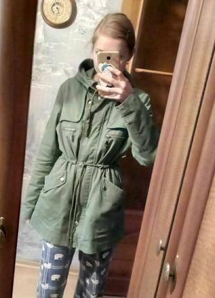 Парка,куртка осень/весна