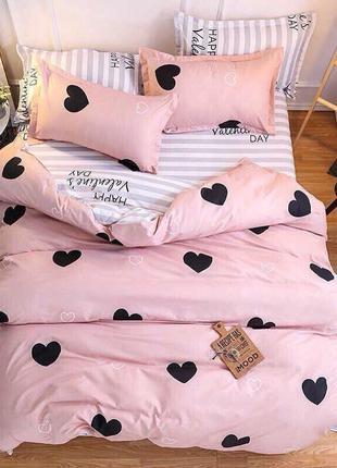 Комплект  постельного  белья «Счастливый»