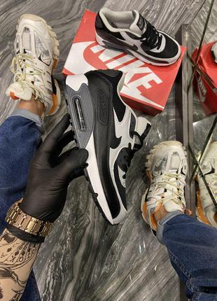 Кроссовки Nike Air Max 90 Black Grey