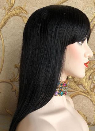 Парик из натуральных волос парик из натуральных волос №70